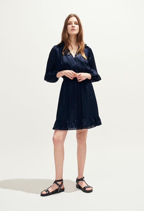 ROSANA BIS : Robes couleur Marine