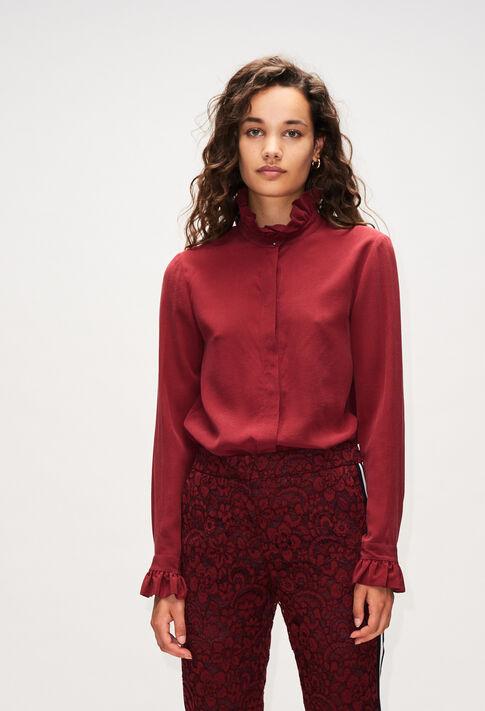 COLOMBEFLOUH19 : Oberteile & Hemden farbe VELVET