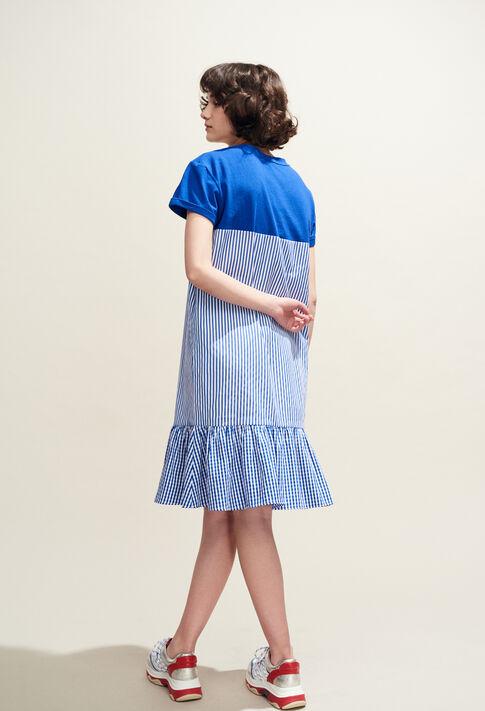 TOMIJI : Kleider farbe Indigo
