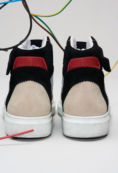 ALTOH19 : Schuhe farbe MULTICO