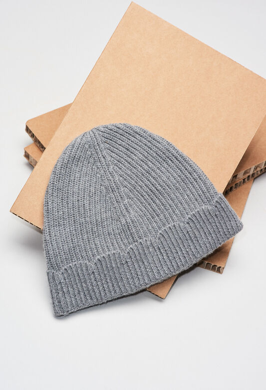 MATINH19 : Bonnets et gants couleur MARINE