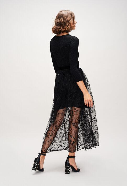SALOMEEH19 : Röcke & Shorts farbe NOIR