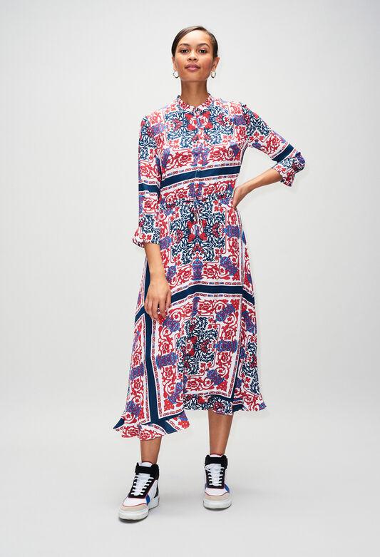 ROMEAH19 : Robes couleur K004