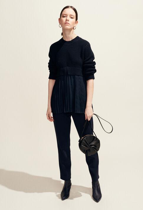 MONCIEL : Strick & Sweatshirts farbe Marine