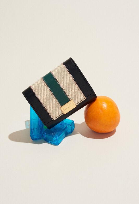 ARIUS STRIPES : Taschen und Lederwaren farbe NOIR