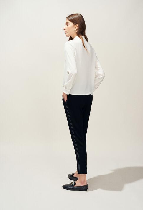 COLETTE : Tops & chemises couleur Ecru
