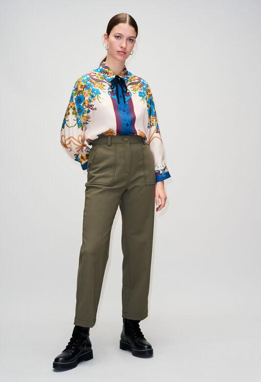 PABLITOH19 : Hosen & Jeans farbe KAKI