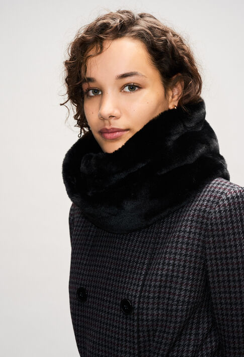 ACOLIEH19 : Foulards & Écharpes couleur NOIR