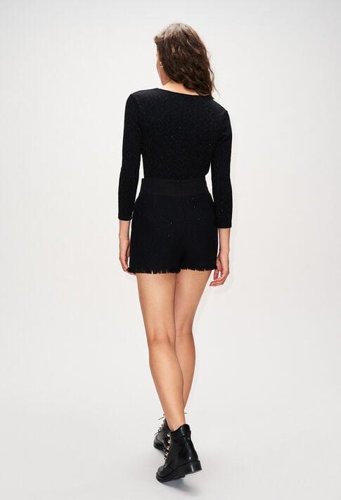 ESTERH19 : Röcke & Shorts farbe NOIR