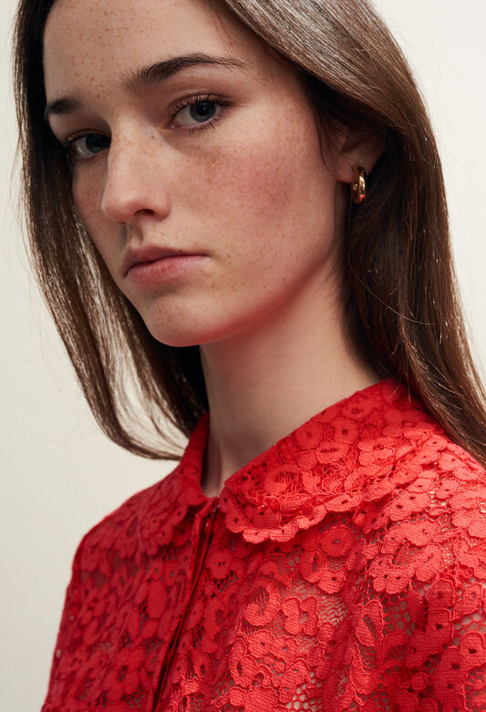 BELANGE : Oberteile & Hemden farbe ECARLATE