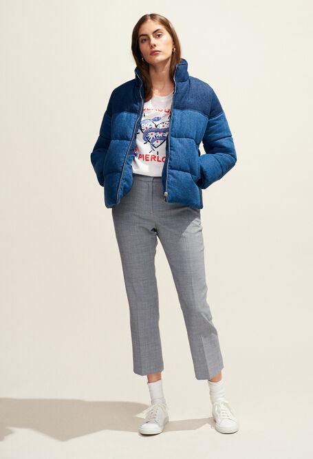 GINO : Mäntel & Blousons farbe Jean