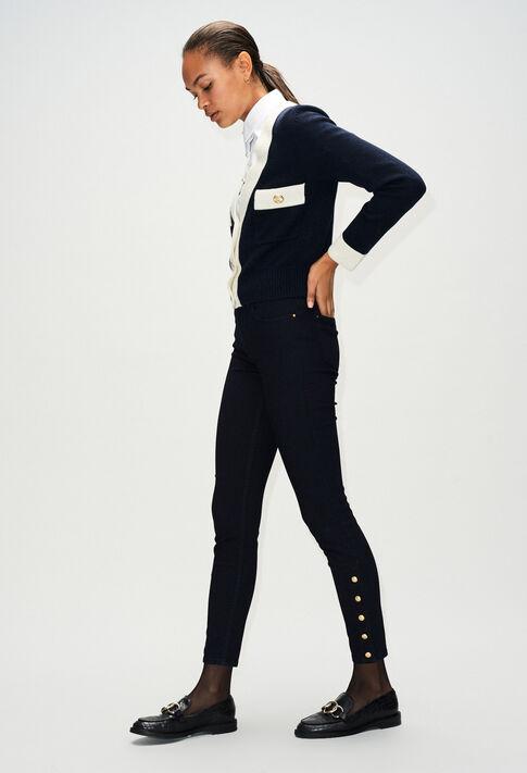 PAPAYEH19 : Hosen & Jeans farbe MARINE