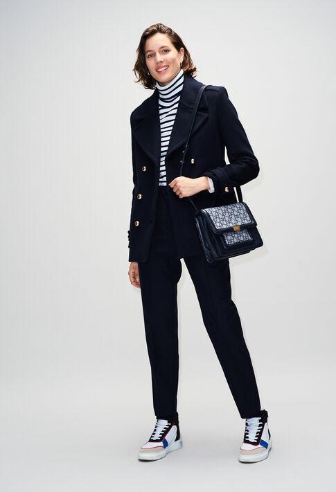 PANGOH19 : Hosen & Jeans farbe MARINE