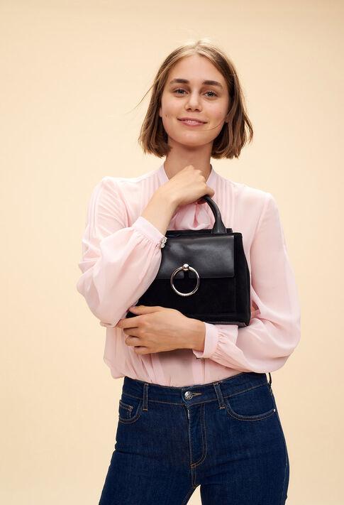 ANOUCK BIS SMALL : Taschen und Lederwaren farbe Noir