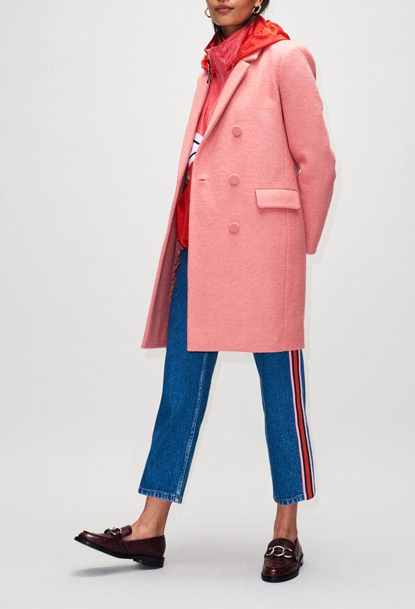 GERTRUDEH19 : Mäntel & Blousons farbe ROSE PECHE