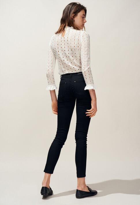 POWER : Hosen & Jeans farbe Noir