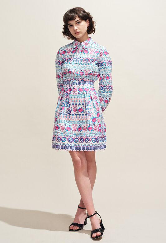 RALTO : Kleider farbe MULTICO