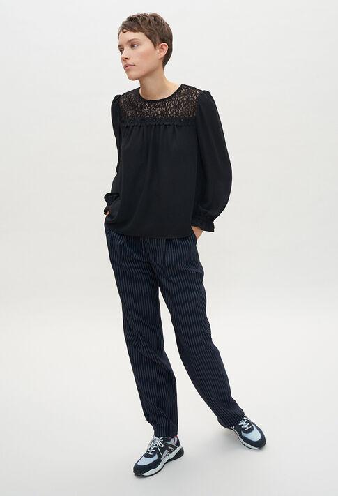BAMBINE20 : Oberteile & Hemden farbe NOIR