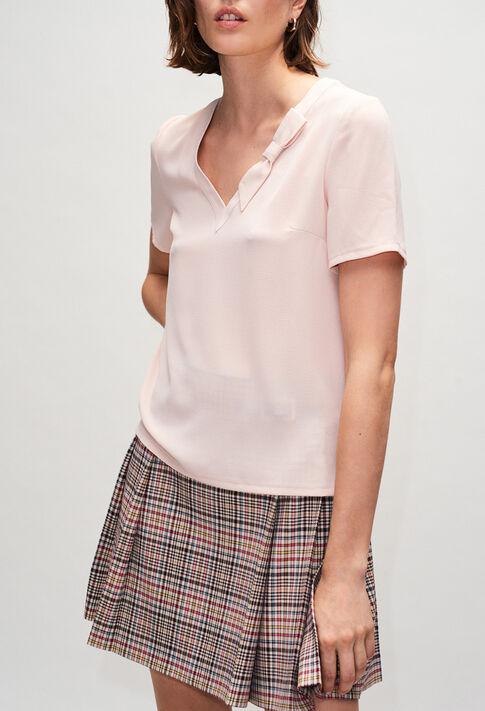 BOWLINGH19 : Tops et Chemises couleur NUDE