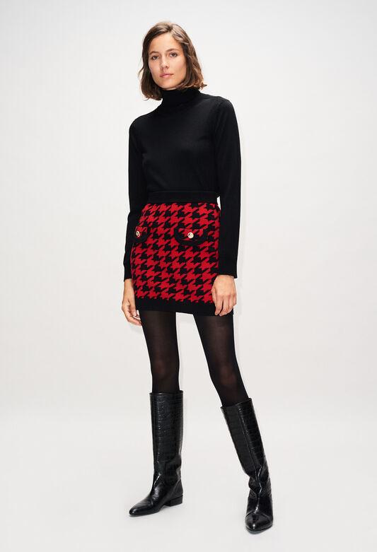 MOUSSIH19 : Strick & Sweatshirts farbe NOIR