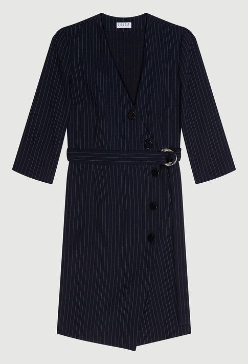 RINAE20 : Kleider farbe BICOLORE
