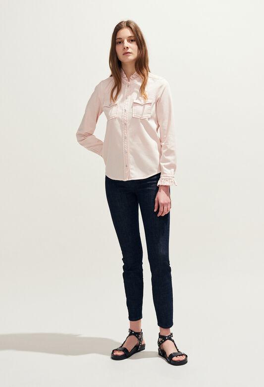 CINAMON : Oberteile & Hemden farbe ROSE