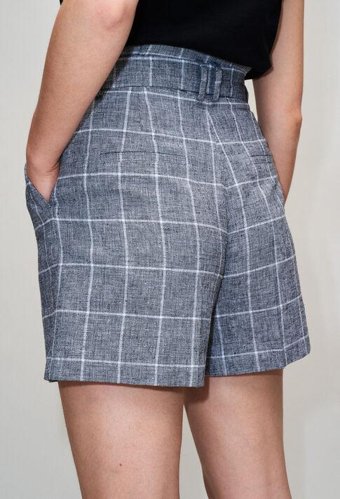 EDWARDBISH19 : Röcke & Shorts farbe GRIS MELANGE