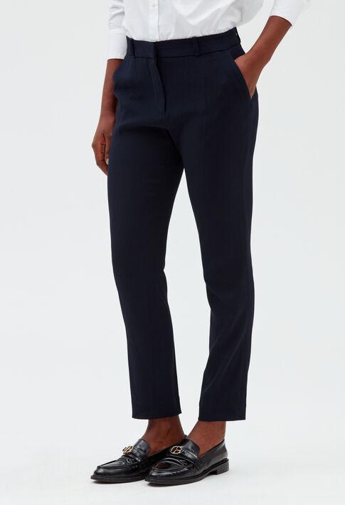 POULINH19 : Hosen & Jeans farbe MARINE
