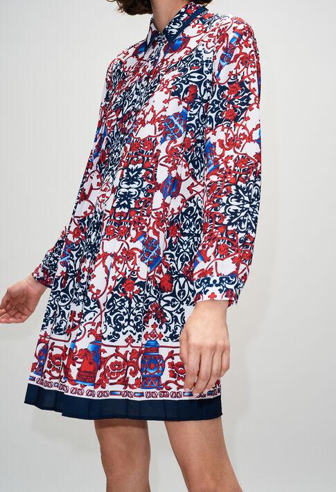 RAMSESH19 : Kleider farbe PRINT
