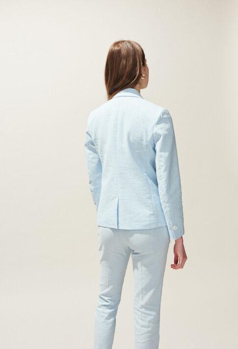 VAGABONDE : Jacken farbe CIEL