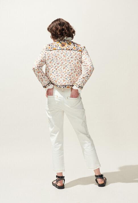 VILLAGE : Jacken farbe IVOIRE