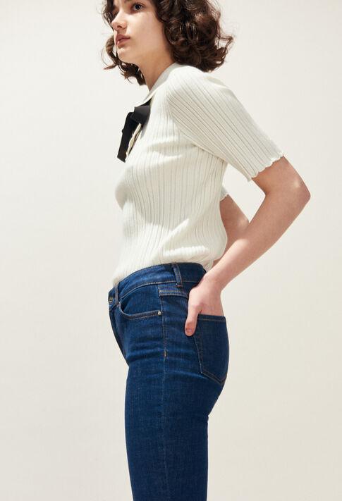 PATRICIA BIS : Pantalons et Jeans couleur Jean