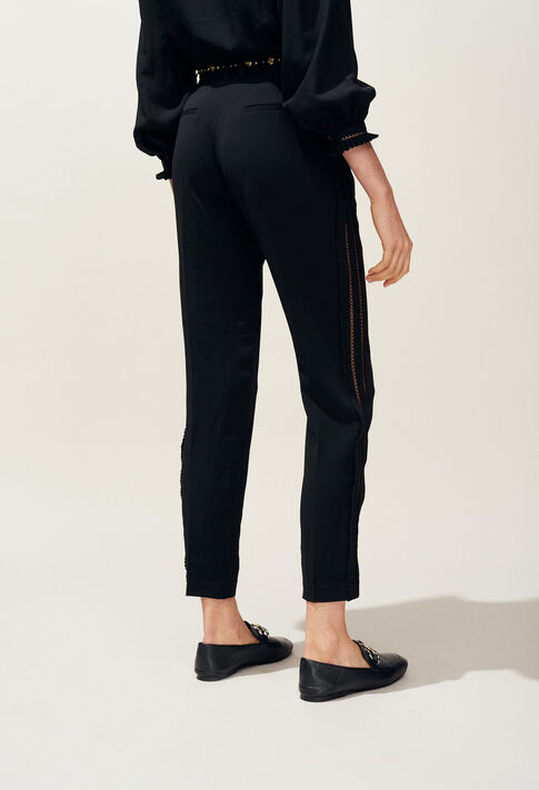 PAON : Hosen & Jeans farbe Noir