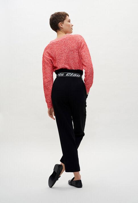 PATTYE20 : Hosen & Jeans farbe NOIR