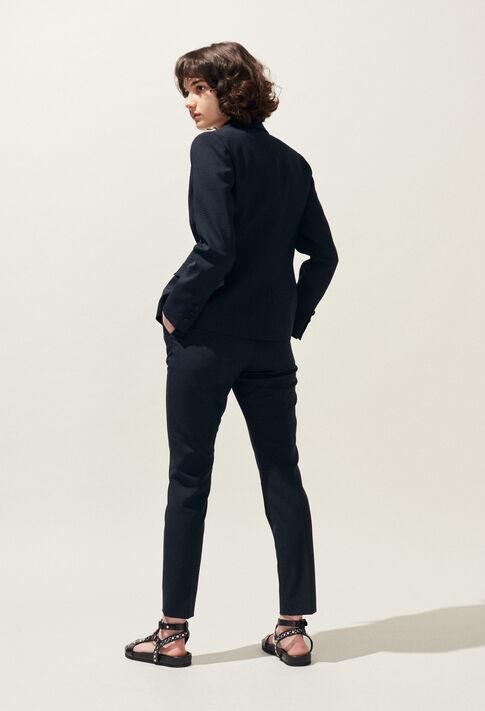 PLAISIR : Hosen & Jeans farbe MARINE