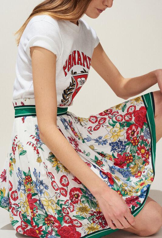 SMILE : Röcke & Shorts farbe MULTICO