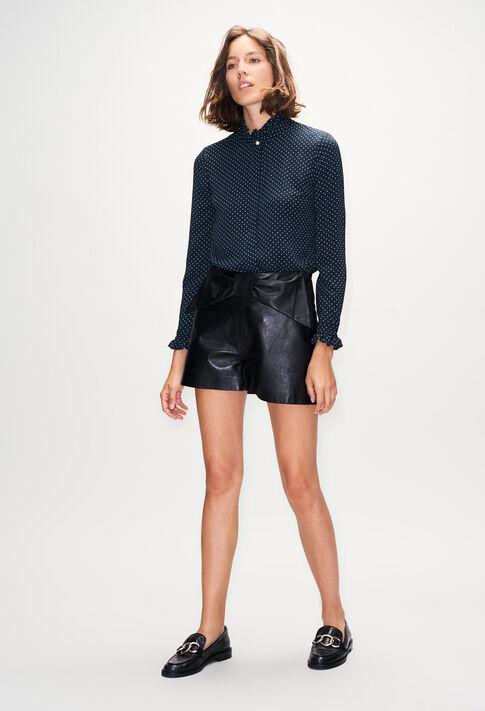 EDMONDCUIRH19 : Röcke & Shorts farbe NOIR