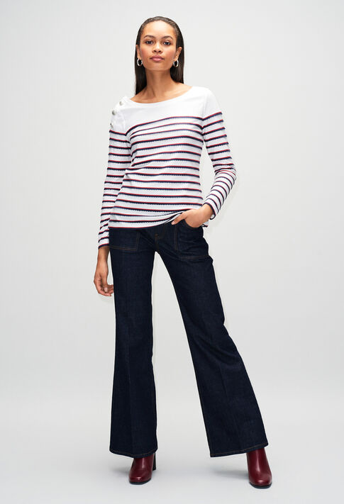 TAYLORH19 : T-Shirts farbe ECRU