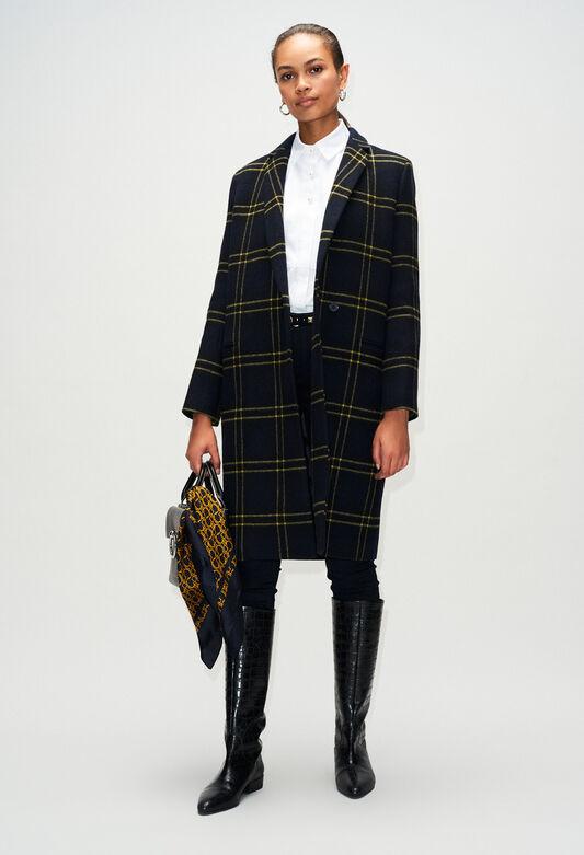 GOLDH19 : Manteaux et Blousons couleur MARINE