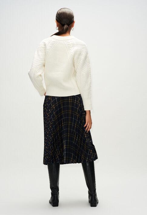 MATHURINH19 : Strick & Sweatshirts farbe ECRU