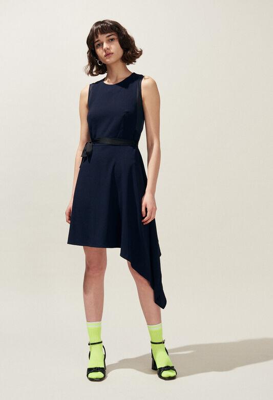 RASALIA : Kleider farbe MARINE