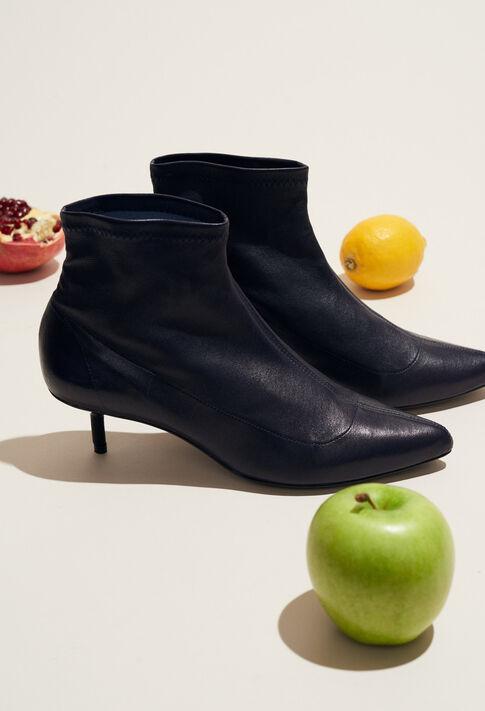 AGILE : Chaussures couleur MARINE