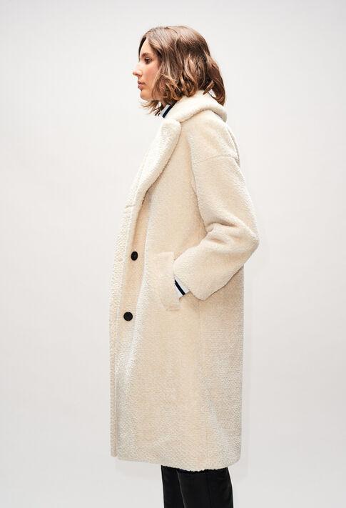 FEDORABISH19 : Manteaux et Blousons couleur ECRU