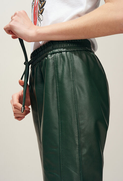 CANOPEE : Hosen & Jeans farbe VERT IMPERIAL