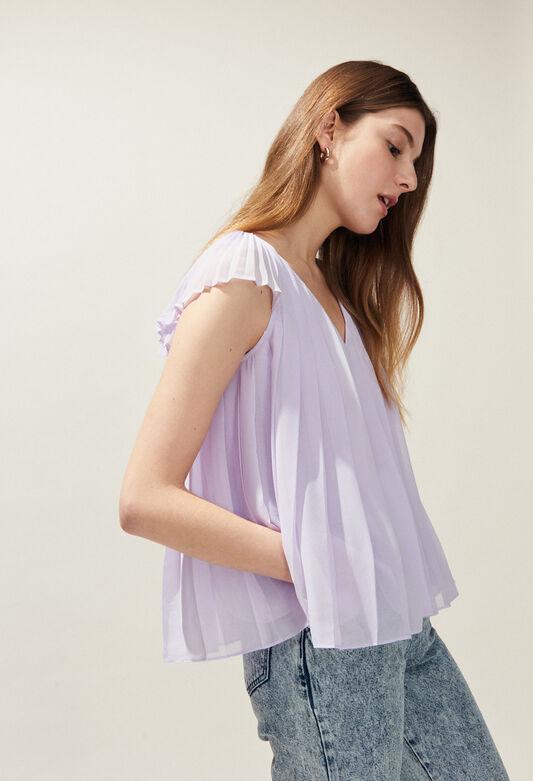 BLAZA : Oberteile & Hemden farbe LILAS