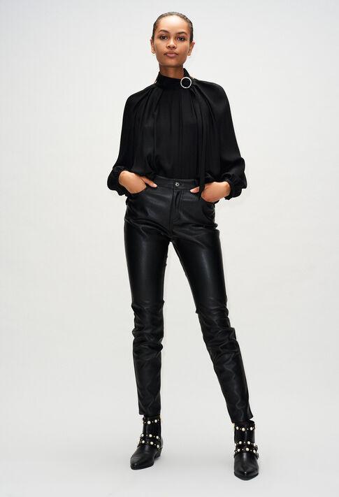 PANAMEH19 : Hosen & Jeans farbe NOIR