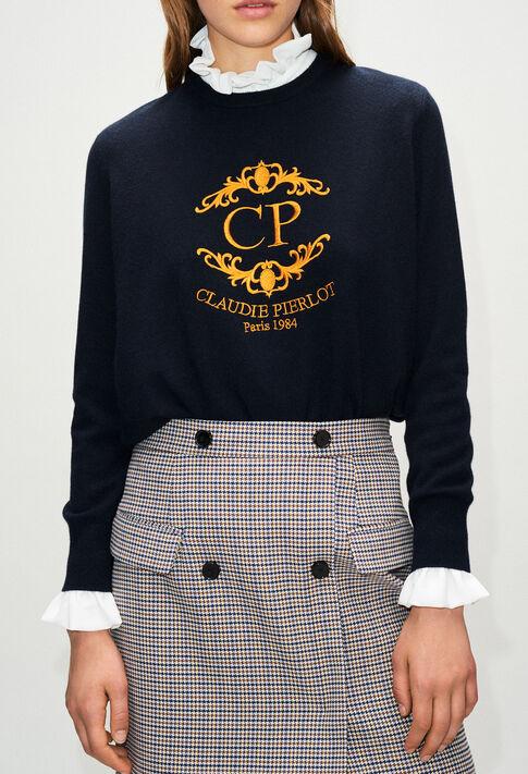 MAESTRIAH19 : Strick & Sweatshirts farbe MARINE
