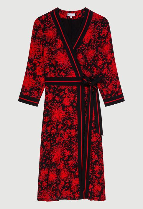RESISE20 : Kleider farbe PRINT FONCE