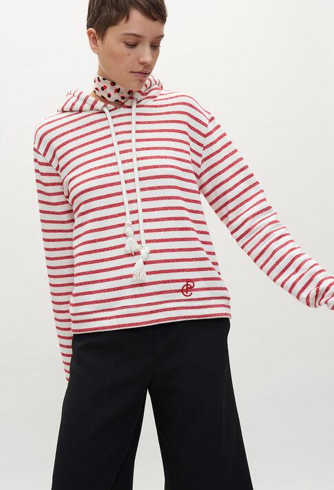 TREIZEE20 : Strick & Sweatshirts farbe BICOLORE