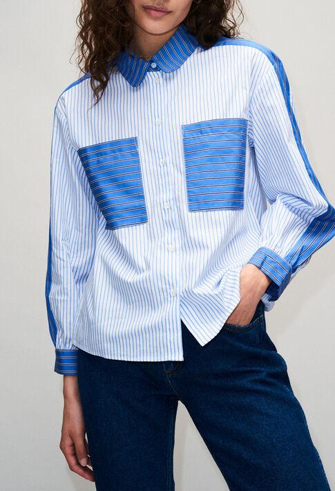CHORISH19 : Tops et Chemises couleur RAYURES